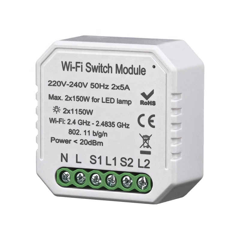 wifi switch module for led lamp